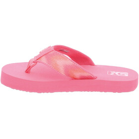 Teva Mush II Sandals Children pink multi sparkle
